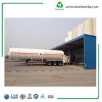 Buy cheap Cryogenic lorry tanker for LCO2 from wholesalers