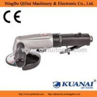Buy cheap 5 Disc multi-function Industrial Air Angle Grinder clamp switch 360 deg exhaust from wholesalers