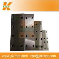 Buy cheap Fishplate for Elevator Guide Rail from wholesalers