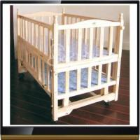 Buy cheap Unique extendable baby cot/crib/toddler bed with drawer-612 from wholesalers