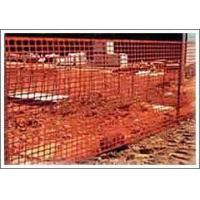 Orange Safety Fence Barrier