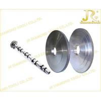 Buy cheap CBN wheel for camshaft & bent axle from wholesalers