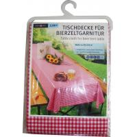 Buy cheap Art No.FTC01,Printed PVC table cover with flannel back from wholesalers