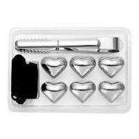 Buy cheap Heart-Shaped Stainless Steel from wholesalers