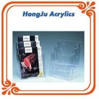 Buy cheap restaurant menu display stand from wholesalers