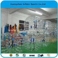 Buy cheap Good Quality 1.5M Bubble Soccer from wholesalers