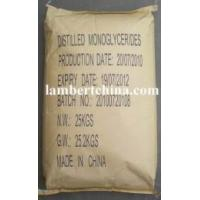 Buy cheap Distilled Monoglycerides from wholesalers
