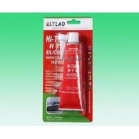 Buy cheap Red High temp RTV Silicone Sealant Adhesive for Aquarium / Bathroom from wholesalers