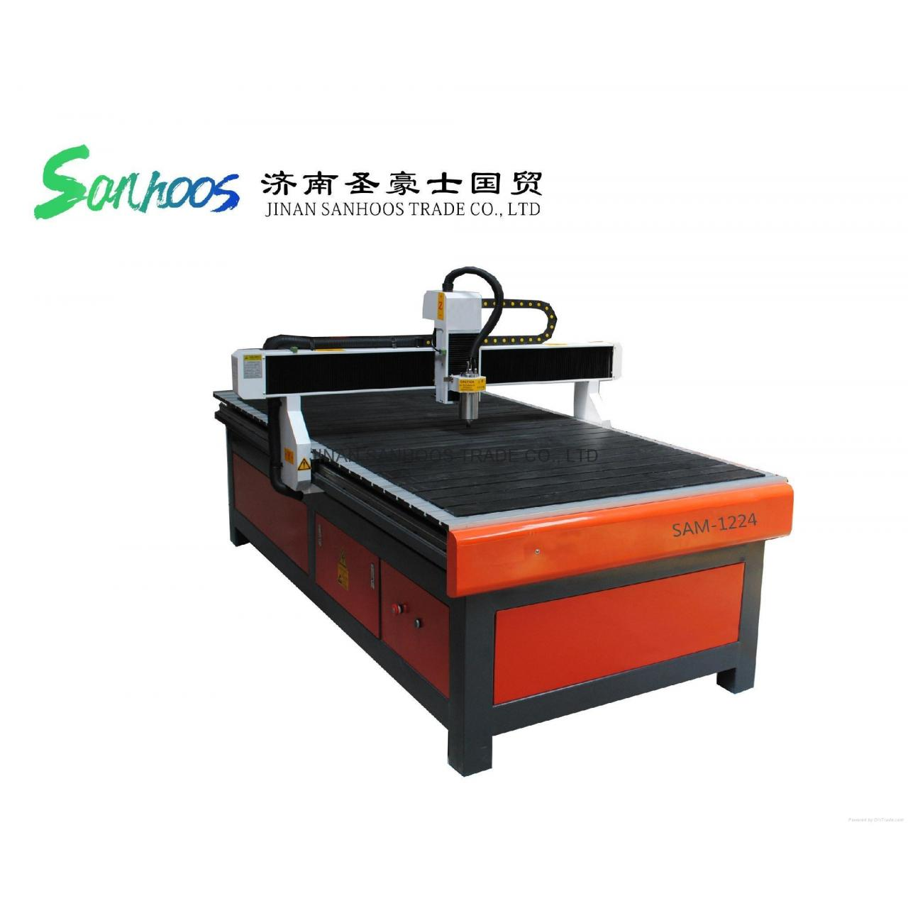 Buy cheap Sam Ball Screw CNC Router Machine SAM-1224 product