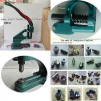 Buy cheap wholesale hand press machine / Manual Rivet Setter metal studs setter for clothing from wholesalers