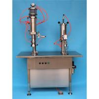Buy cheap bag on valve aerosol filler from wholesalers