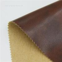 HY-124 pu leather for car seat/hometextile/shoe/sofa