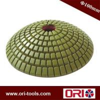 Buy cheap Convex Diamond Polishing Pad from wholesalers
