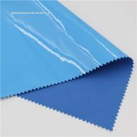HY-119 pvc synthetic leather fabric for car seat cover