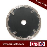 Buy cheap Protection Teeth Turbo Diamond Saw Blade product