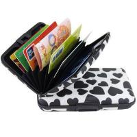 Buy cheap metal money clip credit card holder from wholesalers
