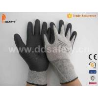 Buy cheap Grey nylon with black nitrile foam glove-DNN712 from wholesalers