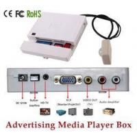 Buy cheap High Definition Motion Sensor Auto Play Digital Media Player Board 12V/ 1A from wholesalers