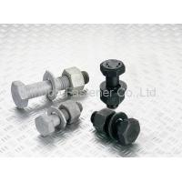 Buy cheap Structural bolts/nuts/washers AS1252, DIN6914, ASTM A325, ASTM A490 etc fastener from wholesalers