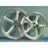 Buy cheap Motorcycle aluminum wheel(JL-002) from wholesalers