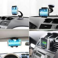 Buy cheap 4in1 Car Dashboard /Windshield/ Airvent / Sun Visor Mount Holder from wholesalers