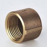 Buy cheap Tube cap - Cast Bronze Fittings from wholesalers