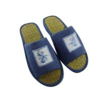 Men open toe indoor slippers