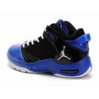 Buy cheap Air Jordan New School Shoes Mens Blue Black from wholesalers
