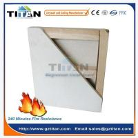 Buy cheap Decorative Fireproof Glass MGO Board Magnesium Oxide Board Price from wholesalers