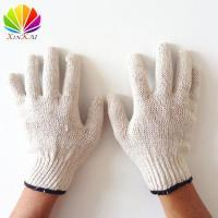 Buy cheap 30g Nature White Cotton Glove from wholesalers