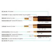 Buy cheap Radio Frequency Corrugated Copper tube Coaxial Cables(50ohms) from wholesalers