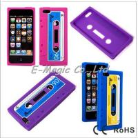 Buy cheap Cassette Tape Silicon Case for iPhone 5 from wholesalers