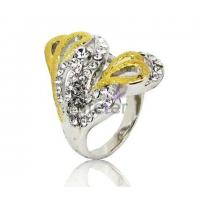 Buy cheap Enchanting European Style Alloy Fashion Ring from wholesalers