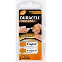 Battery Hearing Aid Duracell DA 13