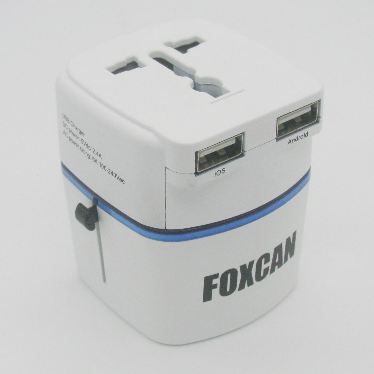 Buy cheap Universal Travel adaptor with USB Charger from wholesalers
