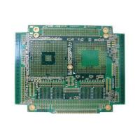 Buy cheap FR4 8 Layer BGA PCB , Aluminum Base / Copper Core / Polyester PCB Circuit Board from wholesalers