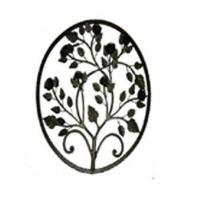 Buy cheap Wrought Iron Rosette 11053 from wholesalers