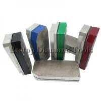 Buy cheap High Quality Diamond Metal Fickerts for Granite Grinding from wholesalers