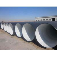 Buy cheap Cement mortar lining anticorrosion steel pipe from wholesalers
