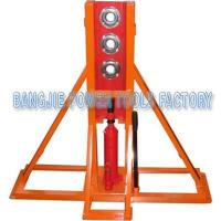 Buy cheap Multihole hydraulic cable drum jacks product