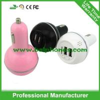 Buy cheap Universal USB Car Chargers with Incense Burner from wholesalers