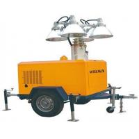 Buy cheap GNZM62C hydraulic lift trailer type lighting tower from wholesalers