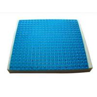 Buy cheap Gel + Latex Seat Cushion Gel top layer with latex base from wholesalers