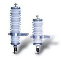 Buy cheap Porcelain housed zinc oxide surge arrester without gap from wholesalers