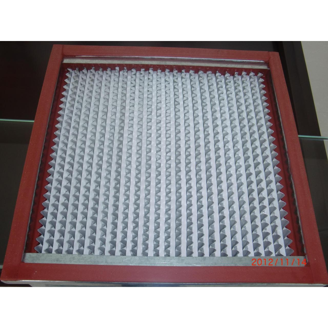Buy cheap Heat Resistant HEPA Filter HEPA heat resistance filter from wholesalers