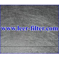 Buy cheap FeCrAl Sintered Fiber Felt product