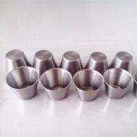 Buy cheap Small Machined Tungsten Crucible for Sale from wholesalers