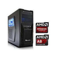 Buy cheap PC Specialist Infinity XT AMD A8-7650K 8GB 1TB AMD Radeon R7 Win 8.1 from wholesalers