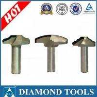 China LD862 PCD diamond router bits for granite names of woodworking tools on sale