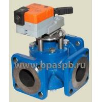 Buy cheap Three-way Valve BPA34001 with Electric Actuating Device from wholesalers